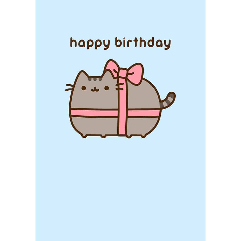 The Gallery For Gt Pusheen Cat Birthday