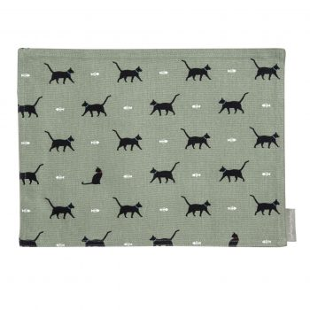Cats Fabric Placemats