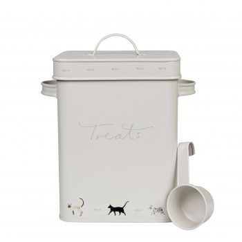 Purrfect Cat Treat Tin Front