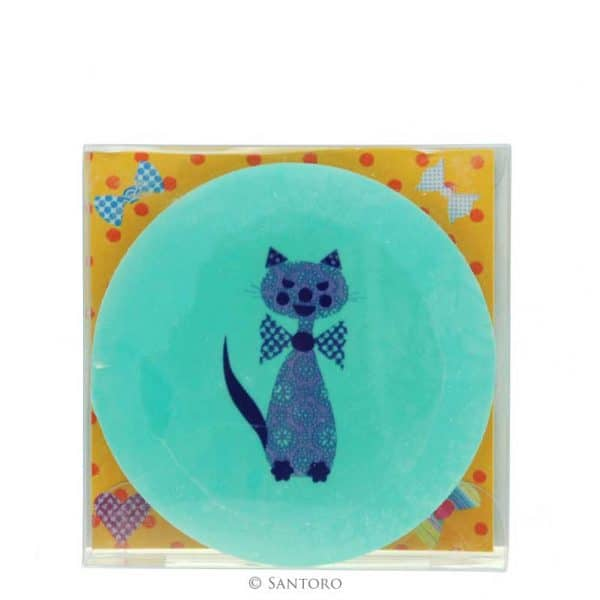 Cats with Bowties Eraser